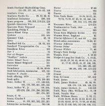 Image of pg 318 index entries for Tietjen & Lang Dry Dock Co.