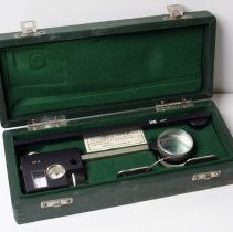 Image of planimeter in box