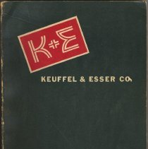 Image of Catalog of Keuffel & Esser Co., New York; 42nd edition, Part I. 1954-1960. - Catalog