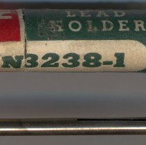 Image of K&E Leroy Lead Holder N3238-1 made by Keuffel & Esser Co., (Hoboken, N.J.), n.d., ca. 1940s. - Pencil, Mechanical