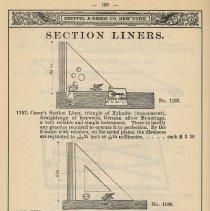 Image of pg 158 35th edition catalogue, 1915: shown at bottom