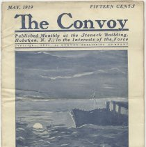 Image of The Convoy. Vol. 1, No. 3, May 1919. Published Monthly at the Steneck Building, Hoboken, N.J. - Serial