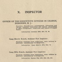 Image of pg 69: X. Inspector