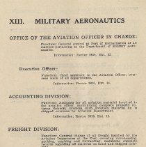 Image of pg 75:XIII. Military Aeronautics