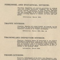 Image of pg 77: Personnel and Statistical Division