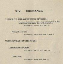 Image of pg 79: XIV. Ordnance