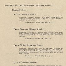 Image of pg 89: Finance and Accounting Division