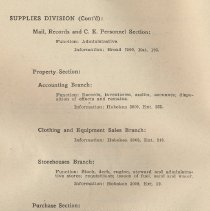Image of pg 90: Supplies Division