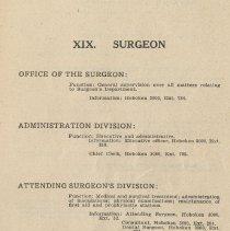 Image of pg 105: XIX. Surgeon