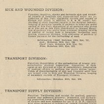 Image of pg 112: Sick and Wounded Division