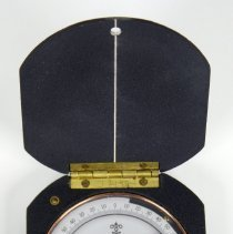 Image of compass open