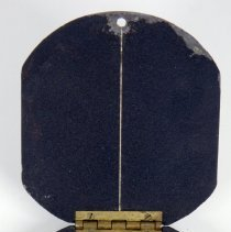 Image of Forestry compass, 5600-1/2, made by Keuffel & Esser Company, New York, n.d., ca. 1925-1950. - Compass