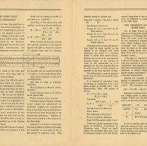 Image of Vol 1, No. 2, pg [2-3]:: Slide Rule in Chemistry; Chemist's Duplex Rule