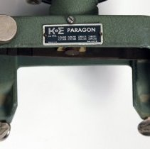 Image of detail back of anchor (clamp) with maker's plate