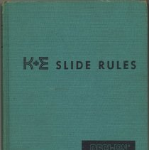 Image of K&E Slide Rules. DECI-LON: An Instruction Manual. - Book