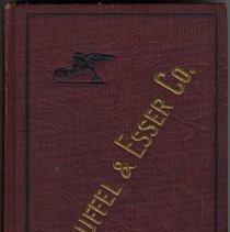 Image of Catalogue of Keuffel & Esser Co., New York; 36th edition. 1921. - Catalog