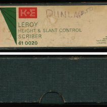 Image of detail box label & side
