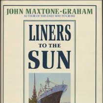 Image of Liners to the Sun. - Book
