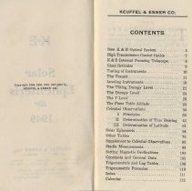 Image of pp [2-3]: copyright; table of contents
