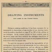 Image of pg 46-a from ca. 1920 reprint of 35th edition catalog