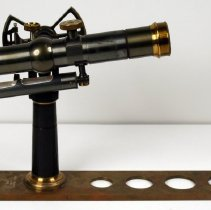Image of Alidade, model 5205A, made by Keuffel & Esser Co., New York, (1916.) - Alidade
