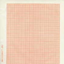 """Image of Paper: K&E graph sheets 359-11. 10 x 10 to the 1/2"""". Made & sold by Keuffel & Esser Co., [Hoboken], n.d, ca. 1956-1966. - Paper"""