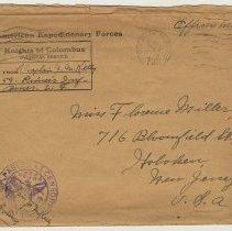 Image of letter 6, envelope