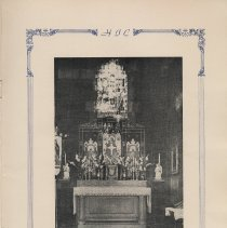 Image of pg [19] photo: Lady Altar [church interior]