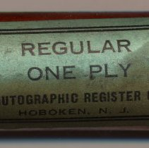 Image of exterior label