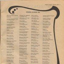 Image of pg 3 Members October 1985