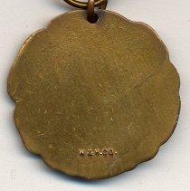 Image of back: maker's mark (Whitehead & Hoag Co.)