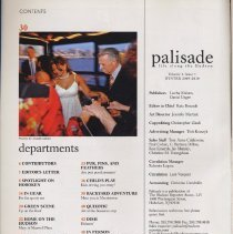 Image of pg 4: contents, masthead