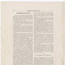 Image of pg 20: Der Hoboken Quartett Club; Der deutscheste Haus Amerika's