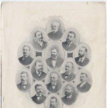 Image of pg [7]: Verwaltungsrath des Akademischen Vereins