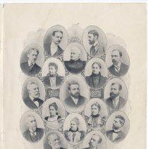 Image of pg [9]: Lehrerkollegium der Hoboken Akademie