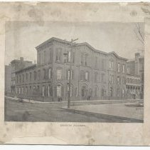 Image of 05 pg [5], rotated: Hoboken Akademie (Academy); Fifth Street & Willow Aven