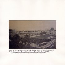 Image of 035 Fig 16 14th St. Viaduct & Hillside Trolley Line, ca. 1920s