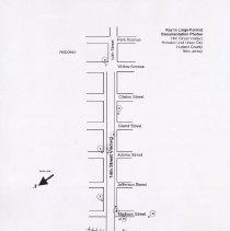 Image of 057 Key map to Large Format Documentation Photos