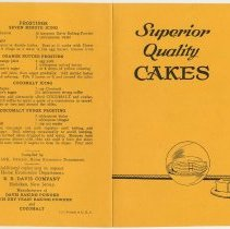 Image of 3: outside, pp [1+4]; Superior Quality Cakes
