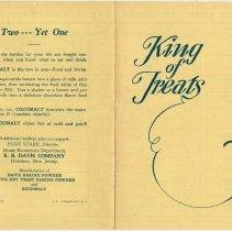 Image of 4: outside, pp [1+4]; King of Treats