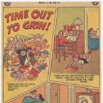 Image of reverse: Mutt & Jeff; DC Comics