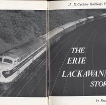 Image of Erie Lackawanna Story, The - Book