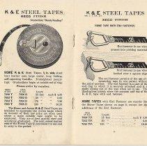 Image of pp 8-9: Home K&E; end fastener