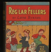 Image of Cocomalt premium: Reg'lar Fellers. By Gene Byrnes. BLB. Issued by R.B. Davis Co., Hoboken, N.J., ca. 1933 - Book
