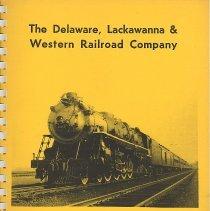 Image of Delaware, Lackawanna & Western Railroad Company. Vol. No. 3. - Book