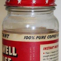 Image of detail left side of jar 3