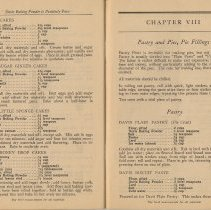 Image of pp 36-[37]: Chapter VIII, Pastry and Pies, Pie Fillings