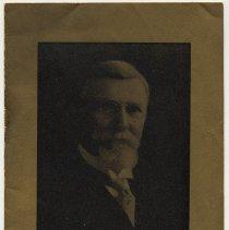 Image of Program: W.L.E. Keuffel. 1884 June 16th 1934. Program for his 50th anniversary at K&E, Hoboken,  June 15 or 16, 1934. - Program