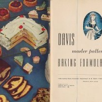 Image of inside front cover + pg [1] title; copyright; edition
