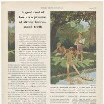 Image of Cocomalt, Ladies' Home Journal, Aug. 1929